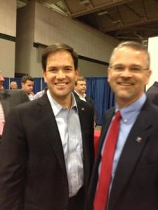 Craig and Marco Rubio