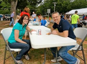 craig and robin due west fall fest 2014